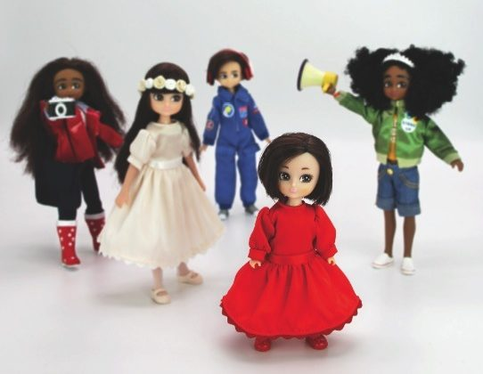 The Sinéad Burke doll will join other Lottie Dolls that speak to all segments of today's diverse and differently-abled population.