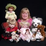 Eyes of Texas Dolls celebrate love between children, their toys