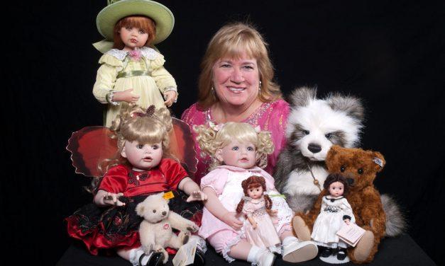 Eyes of Texas Dolls celebrate love between children, their toys