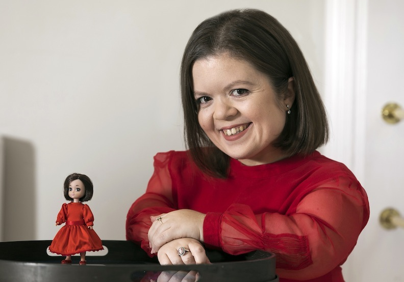 Fashion First: Sinéad Burke doll will make a big difference for little people