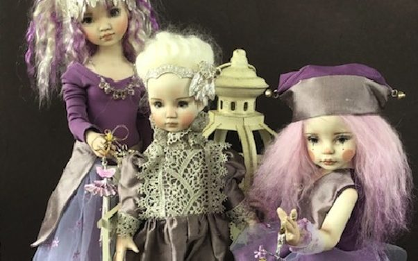 Singing Their Praises: April Norton dolls could star in TV spectacular