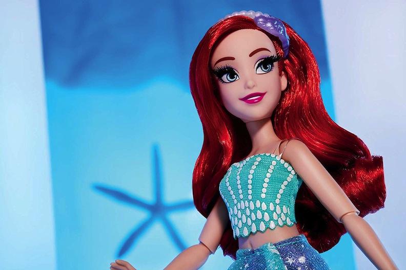 Disney Princess Style Ariel