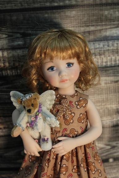 Brenda Mize doll Brittney
