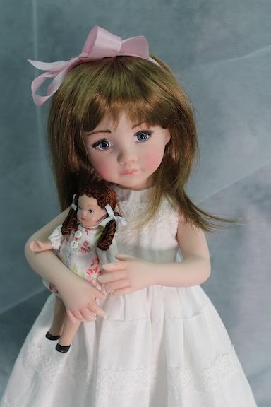 Brenda Mize doll Brooklyn