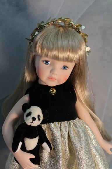 Brenda Mize doll Elizabeth