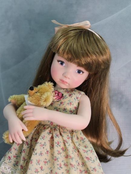 Brenda Mize doll Rachel