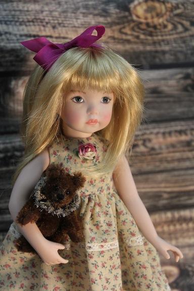 Brenda Mize doll Renee