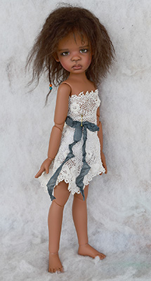 Collectible Child Doll: Imani, Kaye Wiggs