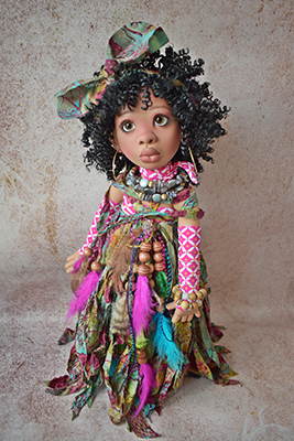 Collectible Teen/Adult Doll: Quitara, Kim Arnold