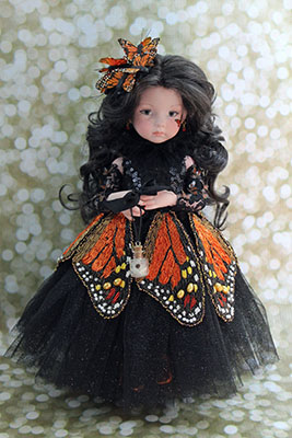 Doll Fashion: Chrysalis, Brenda Mize