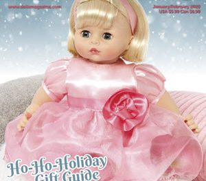 DOLLS magazine January/February 2020