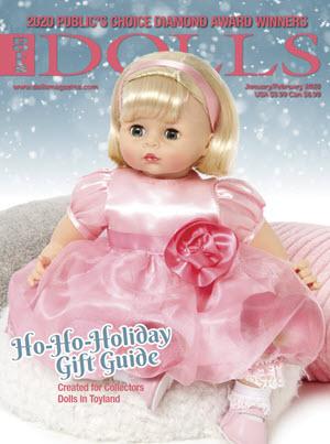 DOLLS magazine January/February 2020