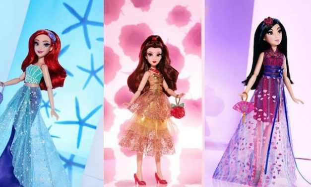 Disney Dolls: Disney Princess Style Series travels a modern road