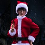 Star Light Express: Star Ace turns Harry Potter and friends into Christmas Santa dolls