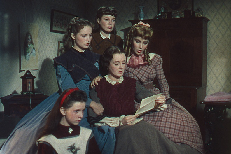 "MGM's ""Little Women,"" 1949, was the second big-screen adaptation. To me, it was the most emotional. Photo courtesy of MGM/Warner Archives"