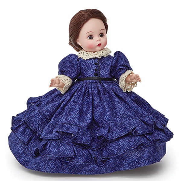 The Alexander Doll Company's Meg embodies the more modest and mature March sister.