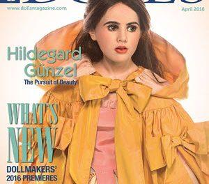 DOLLS magazine April 2016