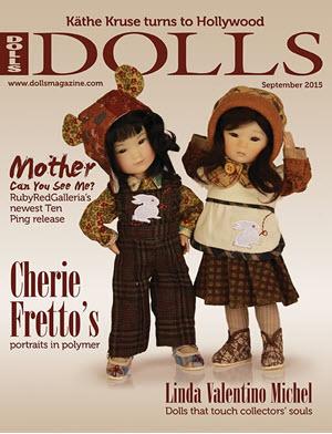 DOLLS magazine September 2015