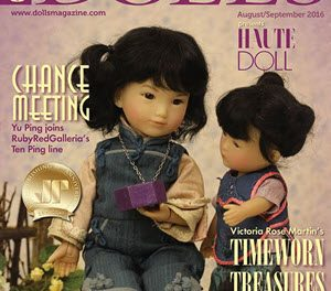 DOLLS magazine August / September 2016