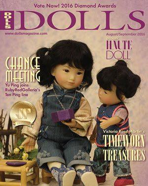 DOLLS magazine August / September 2016