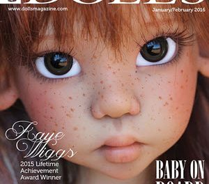 DOLLS magazine January / February 2016