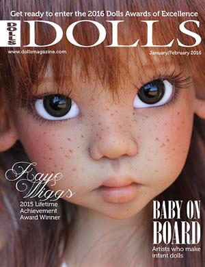 DOLLS magazine January / February 2016