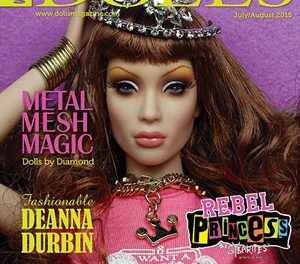DOLLS magazine July / August 2015