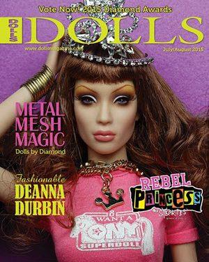 DOLLS magazine July / August 2015
