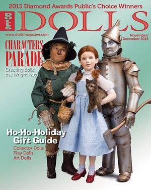 DOLLS magazine November / December 2015