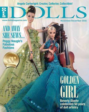 DOLLS magazine November / December 2016