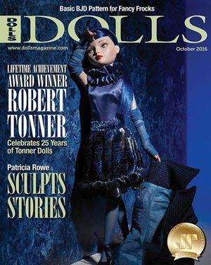 DOLLS magazine October 2016