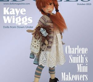 DOLLS magazine October 2015