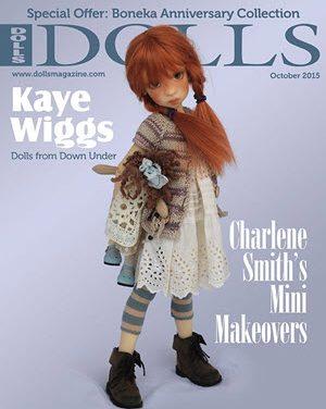 DOLLS magazine October 2015