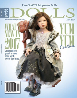 DOLLS magazine April 2017