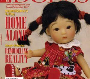 DOLLS magazine August / September 2017