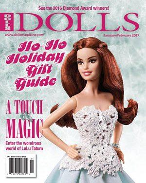 DOLLS magazine January / February 2017