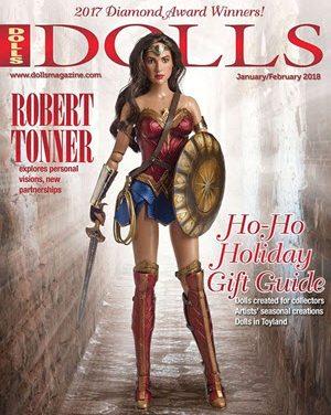 DOLLS magazine January/February 2018