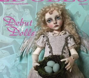 DOLLS magazine July 2017 – Collector's Debut