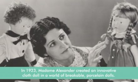 Madame Alexander: Dolls for Christmas for nearly a century