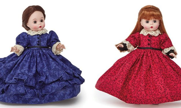 Big Screen Treasure: Little Women dolls salute new, classic film versions
