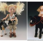 Personal Messages: Elizabeth Cooper's dolls tell stories about life