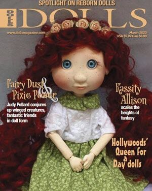 DOLLS magazine – March 2020
