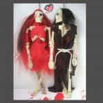 Bloody Good Valentines: Exstasie Harvey's Dolly Dames celebrate undying love