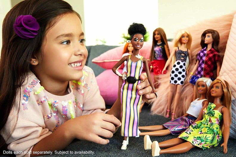 Mattel hopes that their evolving line of dolls will replicate the real world that children are growing up and playing in.