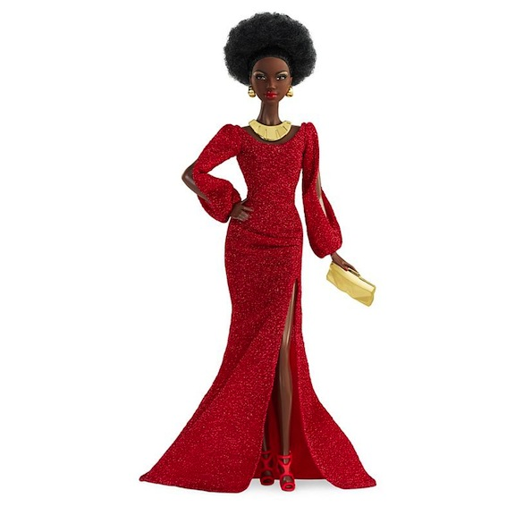 Mattel's 40th Anniversary tribute doll.