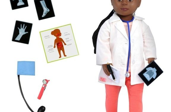 Medical dolls are just what the doctor ordered