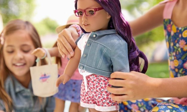 United We Stand: American Girl provides ways to play, Learn