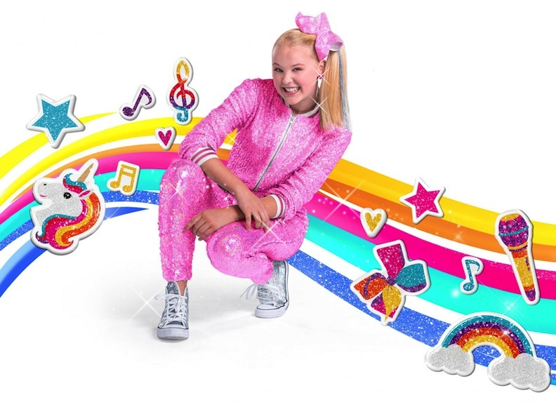 It's JoJo Siwa's world. We just live in it! The Nickelodeon and YouTube sensation advocates for girl power, an end to bullying, and unicorns, of course. All photos of JoJo and collectibles courtesy of Nickelodeon