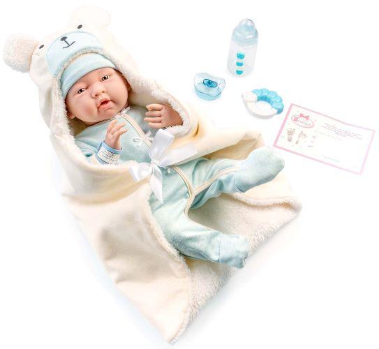 La Newborn Boutique Blue Bear
