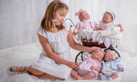 JC Toys follows family tradition of quality baby dolls